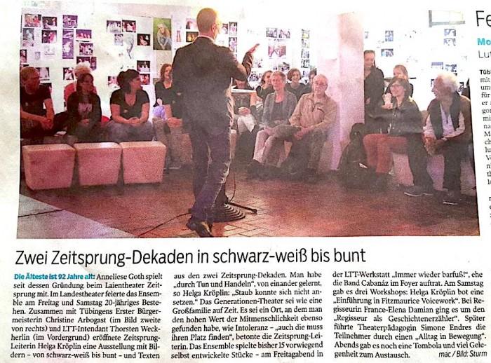 Tagblatt 8-5-17 Zwei Zeitsprung-Dekaden