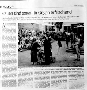 Tagblatt 19.7.2019