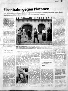 Tagblatt Anzeiger 24.7.2019
