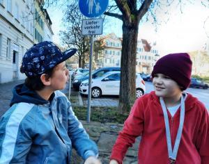 Jonas + Piet Haagtor