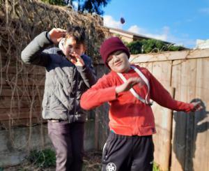 Jonas und Piet